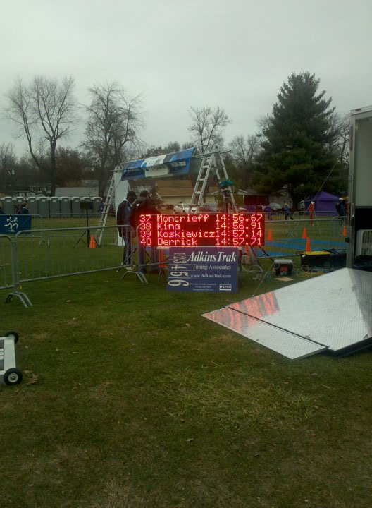 2011 NCAA Midwest Regional XC
